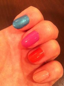 jak pomalować paznokcie